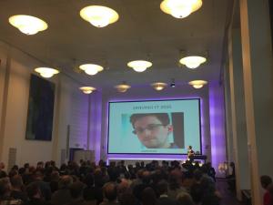Foredrag om masseovervågning m.m. (fra Dansk Ingeniørforenings Driving IT konference - 2015)